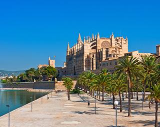 Kathedraal La Seu 171 Bezienswaardigheden Mallorca 171 Royal